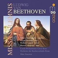 Beethoven: Missa Solemnis (2002-08-02)