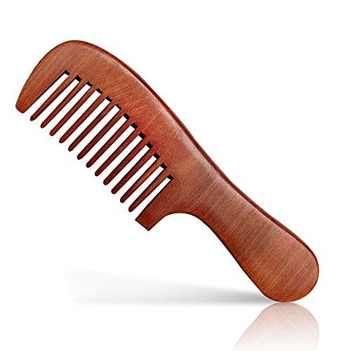 くし 髪 つげ櫛 ヘアコーム 高級木製櫛 携帯小物 静電防止...