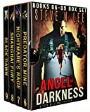 Angel of Darkness Action Thriller Box Set Books 06-09: Action-Packed Revenge & Gripping Vigilante Justice (Angel of Darkness Box Sets Book 2) (English Edition)
