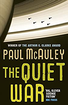 The Quiet War by [McAuley, Paul]