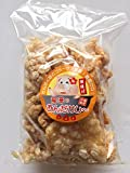 龍華のあんだかし~ 塩味 100g×3袋 豚皮チップス 沖縄伝統の味 あぶらかす お酒のおつまみやMEC食に! サクサク食感