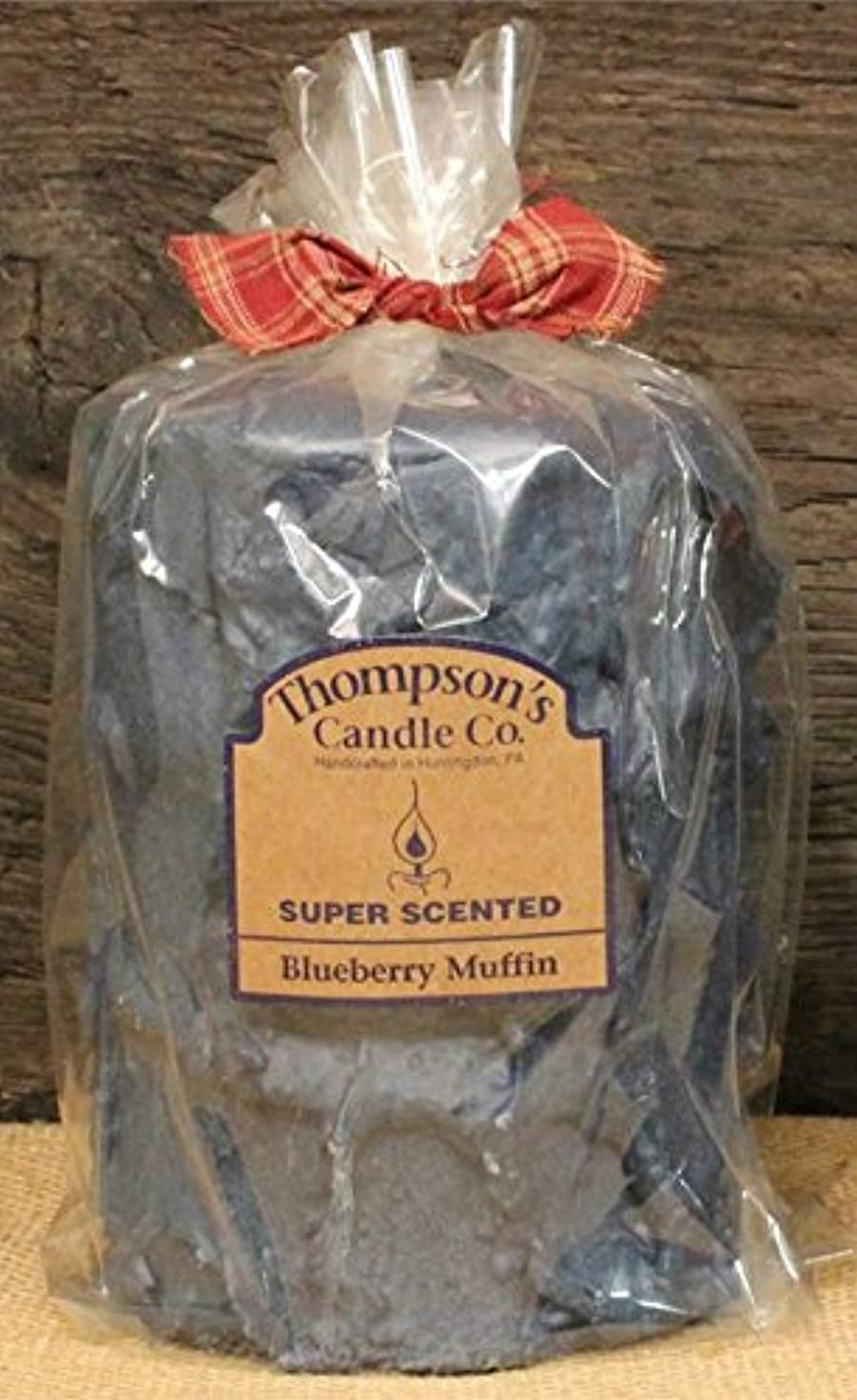 版メンテナンス情熱的トンプソンのCandle Coのスーパー香りつきLG ( 44 oz )ピラー200 Hrs