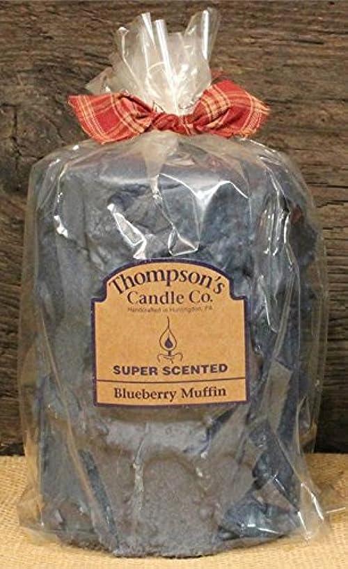 検証ヨーロッパ和らげるトンプソンのCandle Coのスーパー香りつきLG ( 44 oz )ピラー200 Hrs