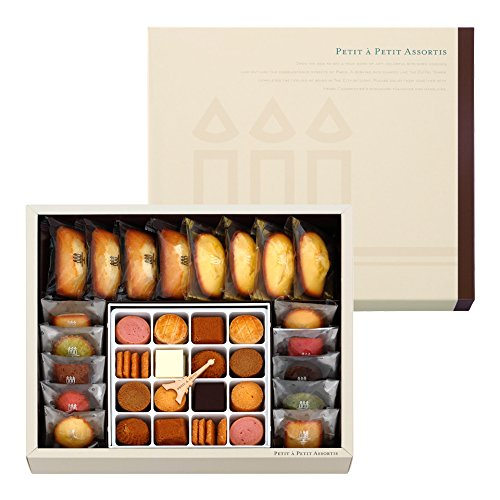 プティ・タ・プティ・アソート Mボックス ひと口クッキー焼き菓子詰合せ