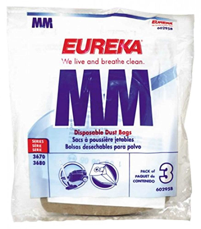 Pk 3 Eureka Company Mighty Mite mm Vacuum Bags 60295C-6
