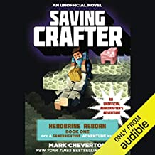 Saving Crafter: Herobrine Reborn, Book 1