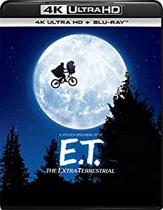 E.T. (4K ULTRA HD + Blu-rayセット) [4K ULTRA HD + Blu-ray]