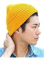 (オリエントハット)Orient Hat コットン100% サマー リブ ニット帽 男女兼用 オールシーズン サマーニット帽 S M L yt689m_Re