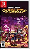 Minecraft Dungeons Ultimate Edition(輸入版:北米)- Switch