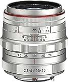 PENTAX リミテッドレンズ 標準ズームレンズ HD PENTAX-DA20-40mm F2.8-4ED Limited DC WR シルバー 23010