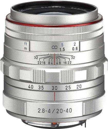 HD PENTAX-DA 20-40mmF2.8-4ED Limited DC WR シルバー
