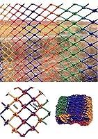 保護ネット、セーフティネット、手織りネット子供保護ネット階段保護ネット装飾ネット分離ネット猫ネット幼稚園カラー装飾ネット (Size : 1*3m(3.3*9.8ft))