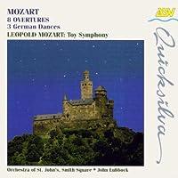 Mozart;8 Overtures/3 German