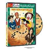 Mckids Adventure: Treasure Hunt With Ronald [DVD] [Import]