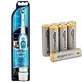 【セット買い】ブラウン オーラルB プラックコントロール DB4510NE 電動歯ブラシ 乾電池式 + 単3電池 8個パック セット