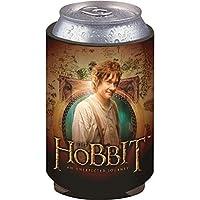 Hobbit Bilbo Baggins Full Color Can Cooler Koozie Huggie [並行輸入品]