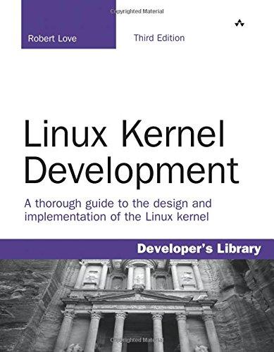Linux Kernel Development (Developer's Library)の詳細を見る