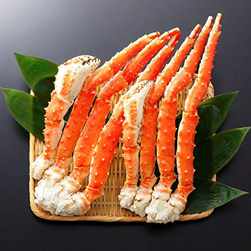 タラバガニ 脚 特大 天然 ボイル 本 たらば 蟹 足 2kg 5L かに 2-4肩6-12本 4-6人前 北国からの贈り物