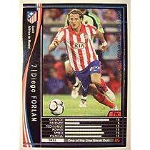 WCCF 09-10白黒カード 302 ディエゴ・フォルラン