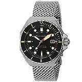 [Spinnaker] 腕時計 DUMAS SP-5081-11 メンズ シルバー