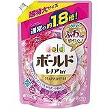 【大容量】 ボールド 洗濯洗剤 液体 アロマティックフローラル&サボンの香り 詰替用超特大サイズ 1.26kg