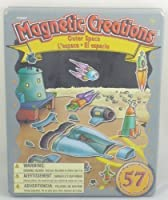 Magnetic Creations Outer Space Play Set