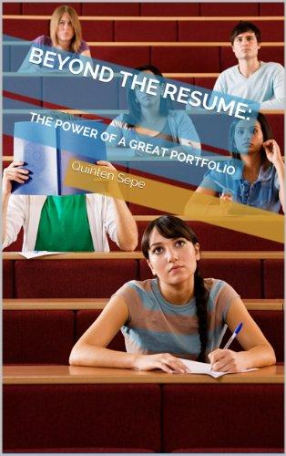 amazon beyond the resume the power of a great portfolio english