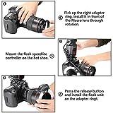 Best NEEWERデジタルペン - NEEWER クローズアップNW-14EXMユニバーサルLEDマクロリングフラッシュライト AFアシストランプ付き Canon Nikon Sony Panasonic Olympus Fujifilm Pentax Review