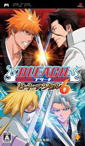 BLEACH ~ヒート・ザ・ソウル6~ - PSP