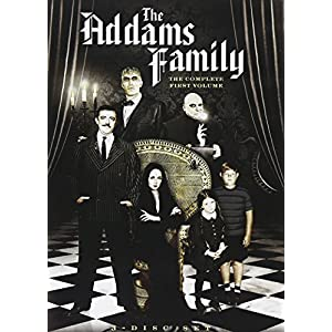 Addams Family 1/ [DVD] [Import]