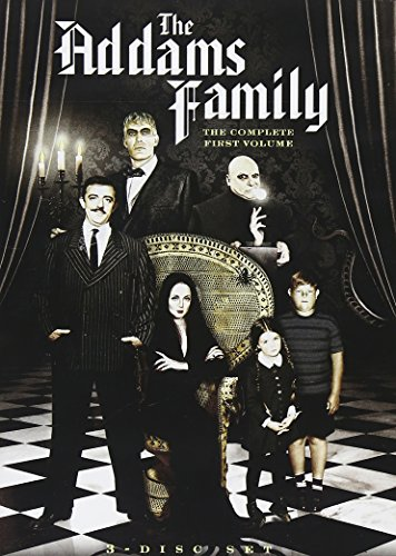 Addams Family 1/ [DVD] [Import]の詳細を見る