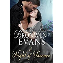 A Night of Forever: A Disgraced Lords Novel (The Disgraced Lords Book 6)