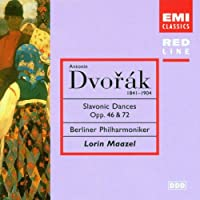 Dvorak:Slavonic Dances 46