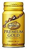ポッカサッポロ (コーヒー) アロマックス プレミアムゴールド 170ml