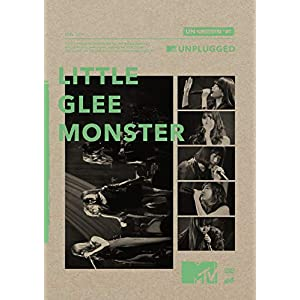 MTV unplugged:Little Glee Monster [DVD]