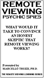 Rv Psychic Spies: What Would It Take to Convince [VHS] [Import]