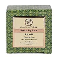 KHADI - Herbal Lip Balm Watermelon - 10g