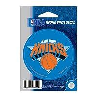 "NBA New York Knicks wcr66675011ラウンドビニールデカール、3"" x 3"""