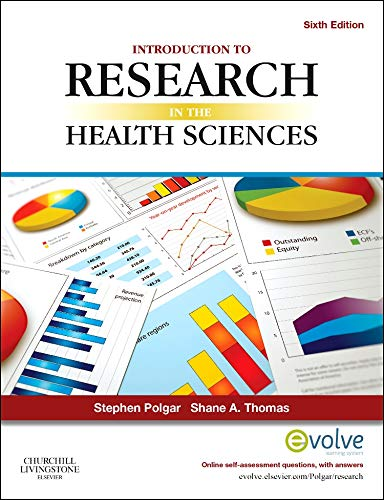 Download Introduction to Research in the Health Sciences, 6e 0702041947