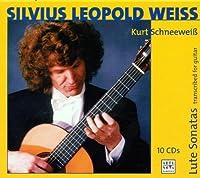 Silvius Leopold Weiss: Lute Sonatas