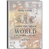 デルフィーノ 2019年ウィークリー手帳 ディズニー スタンダードキャラクター フィルムアート 2018年12月始まり B6サイズ DZ-79494