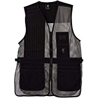 Browning Trapper Creek Shooting Vest-Gray