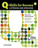 Q: Skills for Success Listening and Speaking 3