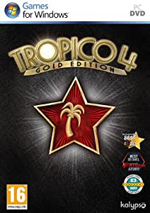 Tropico 4 Gold Edition (PC) (輸入版)
