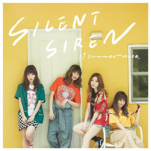 SILENT SIREN – 19 summer note. [FLAC + MP3 320 / CD] [2018.07.11]