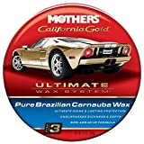 Mothers(マザーズ) カリフォルニアゴールド ピュアブラジリアンカルナバWAX 340g MT-05550