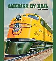 America by Rail 2019 Calendar