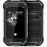 """Blackview BV6000 スマートフォン アウトドア IP68防水、防塵、耐衝撃 4.7"""" HD 720*1280 MT6755 オクタコア 2.0GHz 4G FDD-LTE 3GB+32GB 5.0MP+13.0MPカメラ Android 6.0 4500mAh NFC コンパスGPS+ GLONAS"""