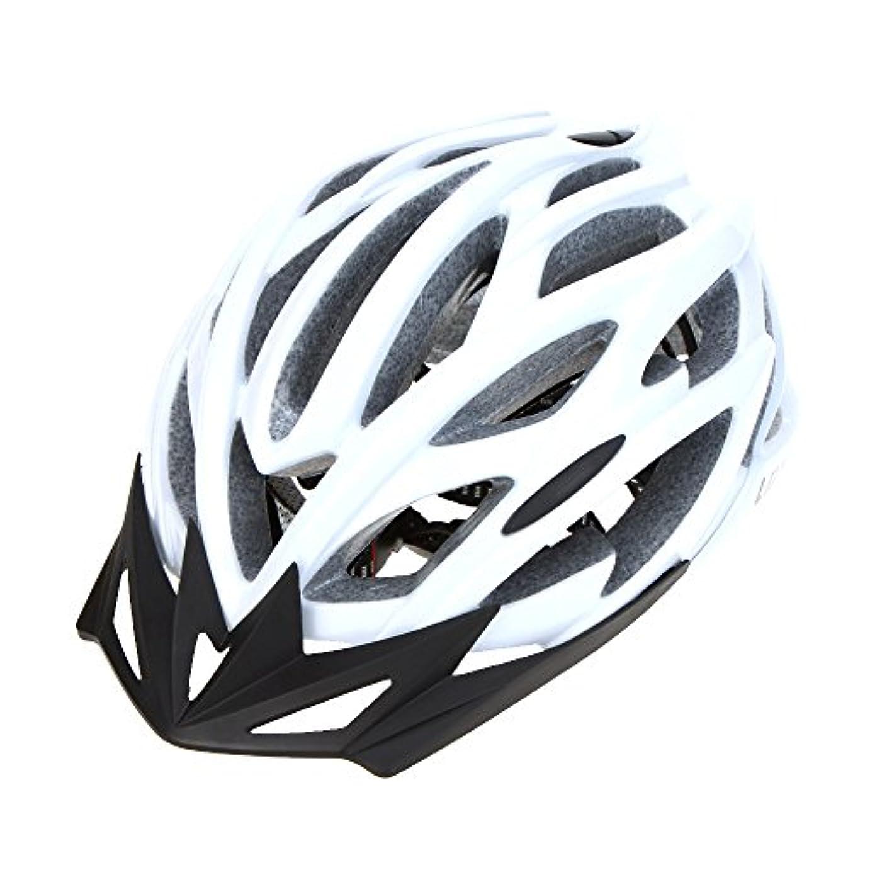 寄付する攻撃新着Lixada 自転車 ヘルメット 超軽量 高剛性 25穴の通気性 サイクリング 大人用 MTB ロードバイク クロスバイク 通勤 通学 旅行
