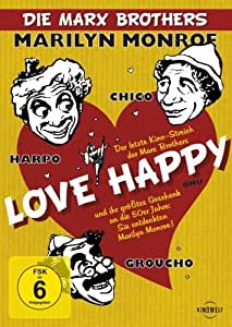 Marx Brothers,die-Love Happy (Omu) [Import anglais]